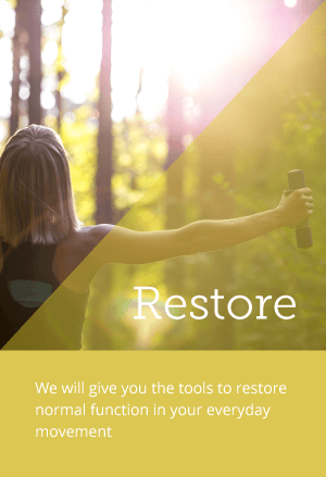 The Partnership - Restore
